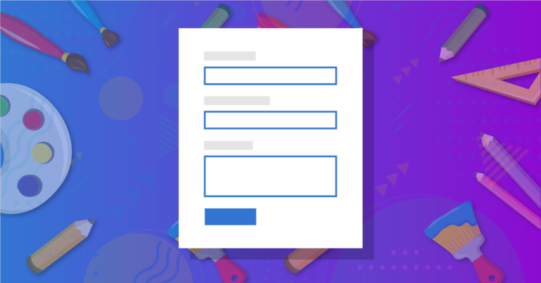 Must-follow Rules for Styling Contact Forms | These Principles are Unbreakable