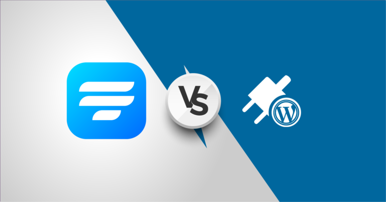 WP Fluent Forms Basics vs Other Freemium Plugins