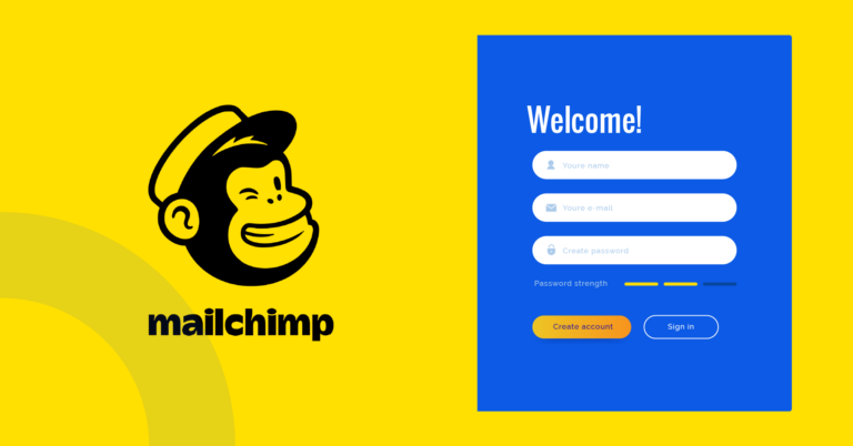 How to Create a Mailchimp Signup Form For Your Website