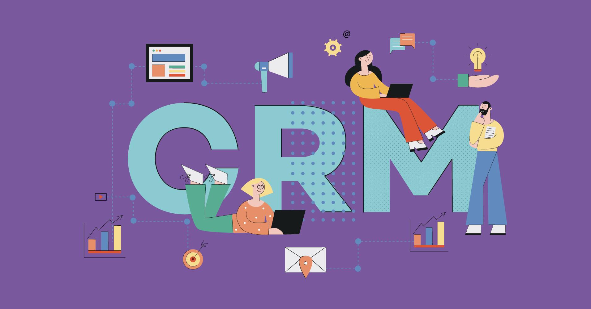 CRM software - FluentCRM