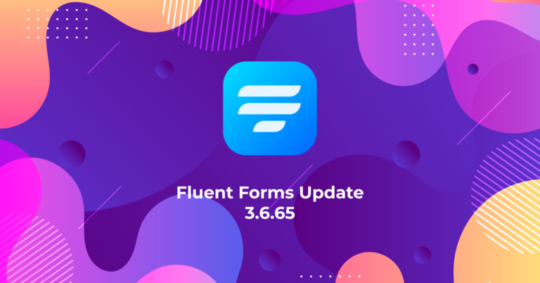 Fluent Forms Update 3.6.65: Coupon Code, Telegram Feed, and More