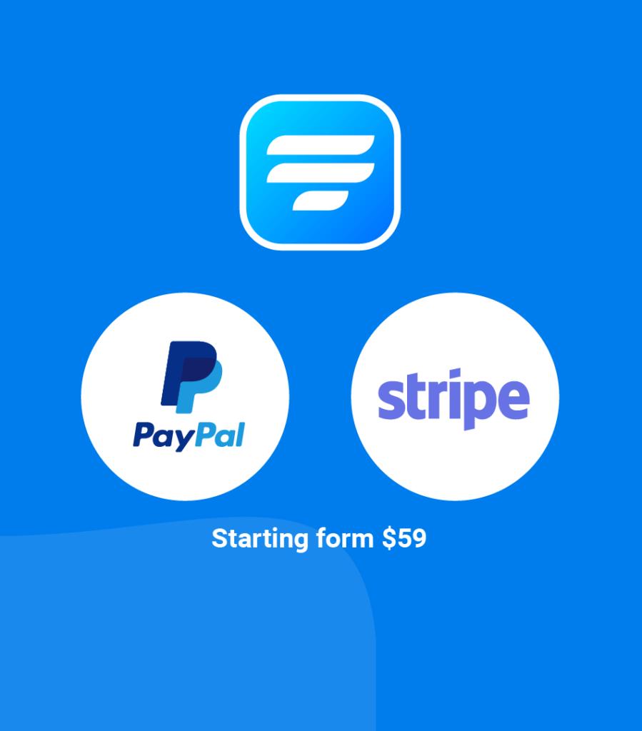 Fluent Forms - payment gateways