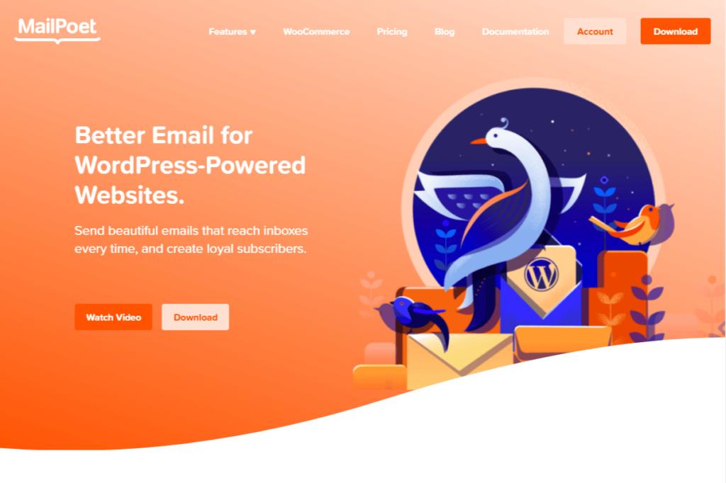 MailPoet integration - Fluent Forms