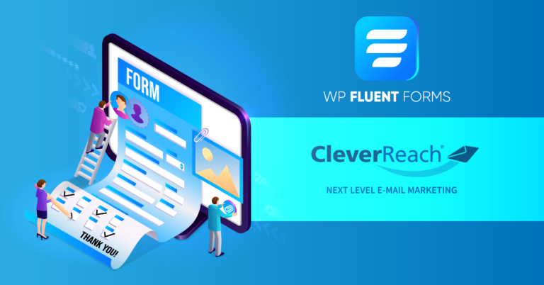 How to Connect CleverReach in WordPress
