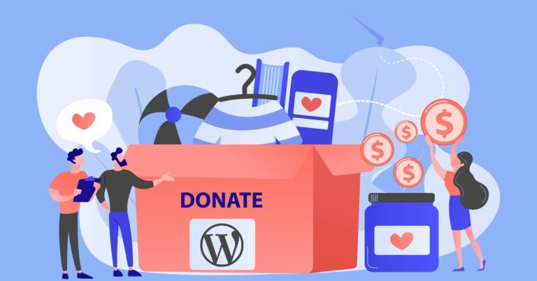 How to Accept Donations in WordPress Websites