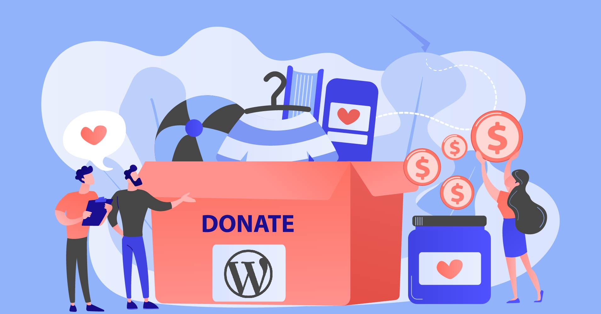 How to accept donations in WordPress