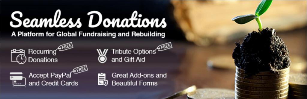 Seamless Donations - WordPress Donation Plugin