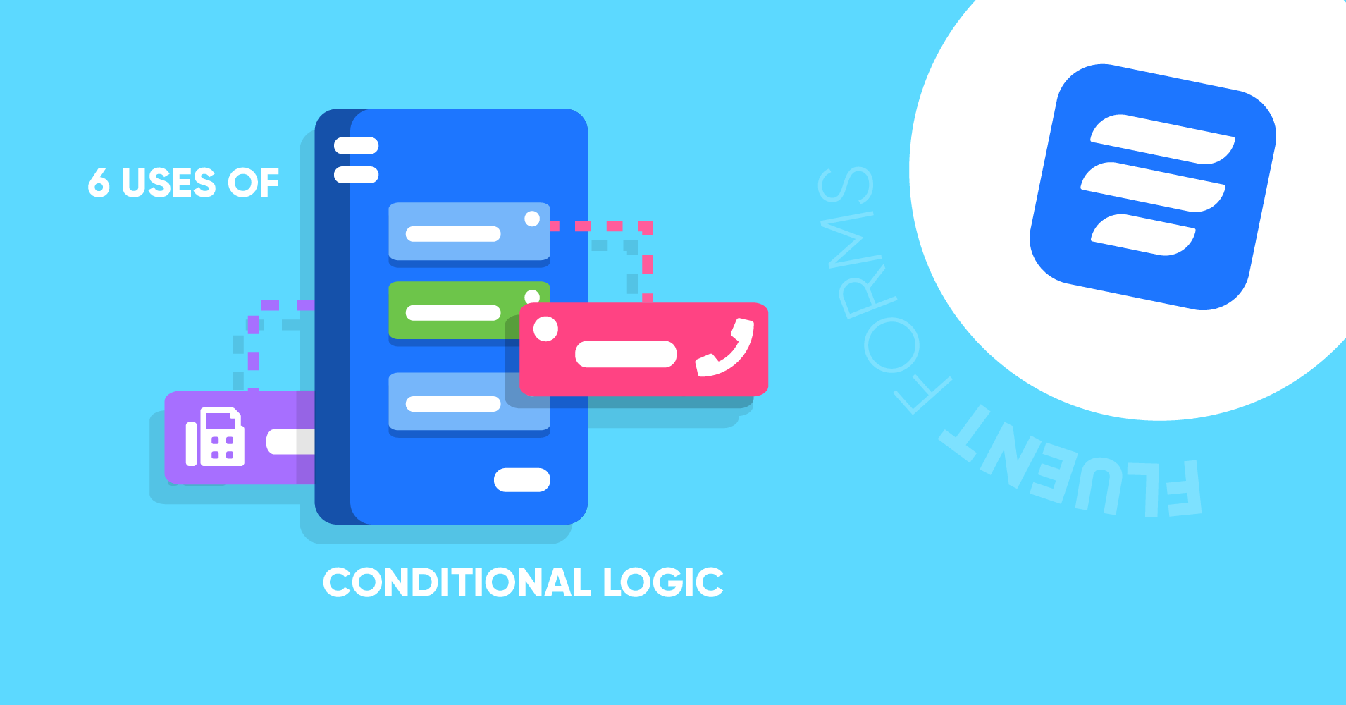 conditional logic on WordPress forms - Fluent Forms