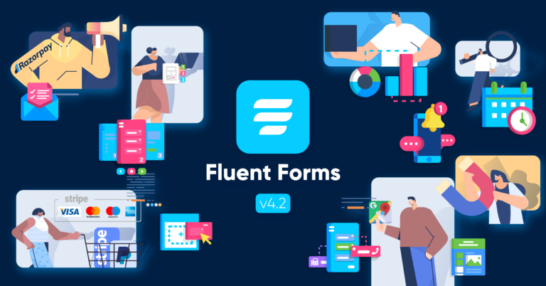Fluent Forms 4.2 with Massive Features
