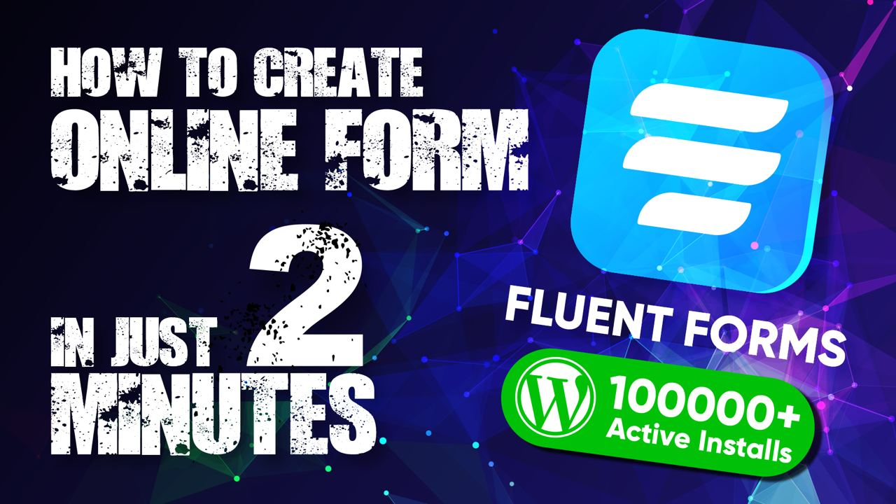 How to Create an Online Forms - Video Thumbnail