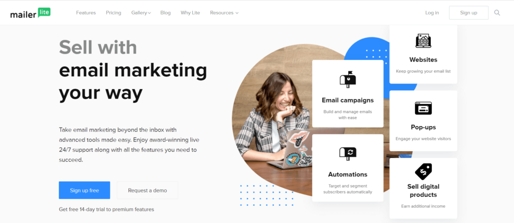 Grow your business with MailerLite and Fluent Forms