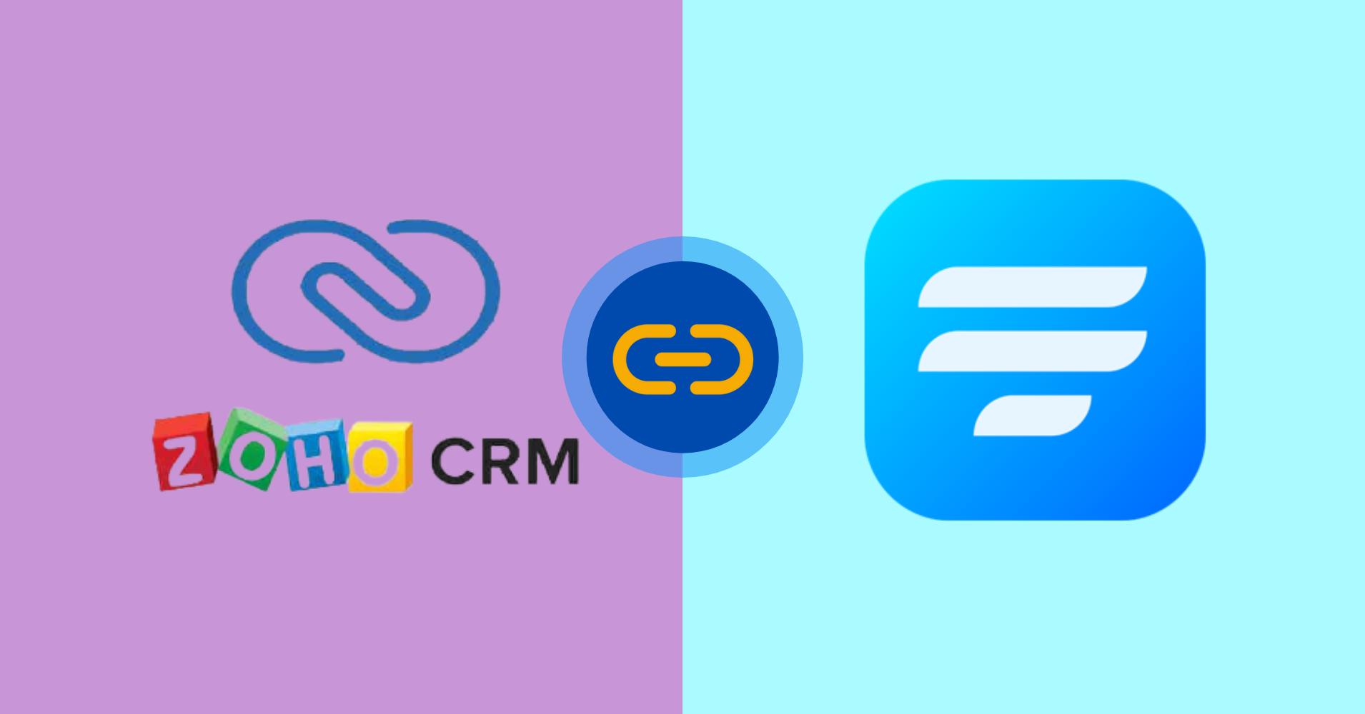 Zoho CRM with WordPress